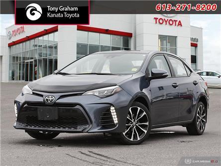 2017 Toyota Corolla  (Stk: M2697) in Ottawa - Image 1 of 29
