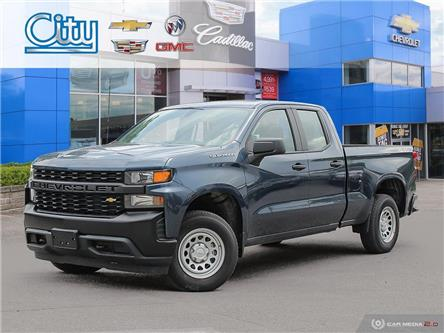 2019 Chevrolet Silverado 1500 Work Truck (Stk: 2900934) in Toronto - Image 1 of 25