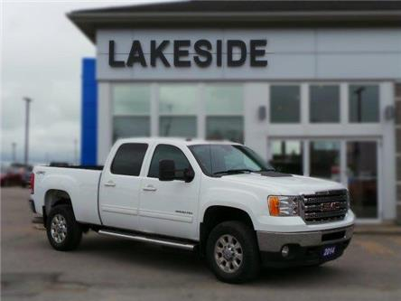 2014 GMC Sierra 2500HD SLT (Stk: G9320B) in Southampton - Image 1 of 14