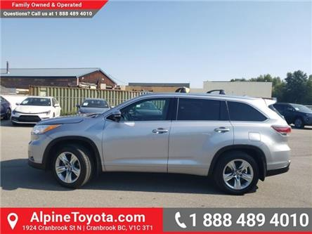 2016 Toyota Highlander Limited (Stk: S335940M) in Cranbrook - Image 2 of 27