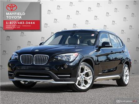 2015 BMW X1 xDrive28i (Stk: M000108A) in Edmonton - Image 1 of 20