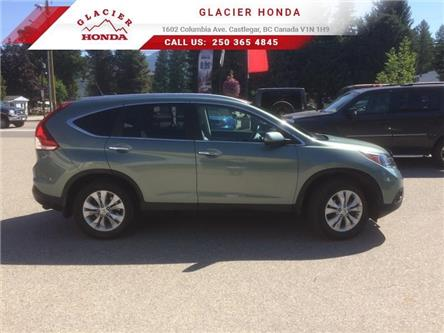 2013 Honda CR-V Touring (Stk: V-7703-A) in Castlegar - Image 1 of 26