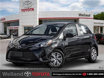 2019 Toyota Yaris LE (Stk: YAH6744) in Welland - Image 1 of 24