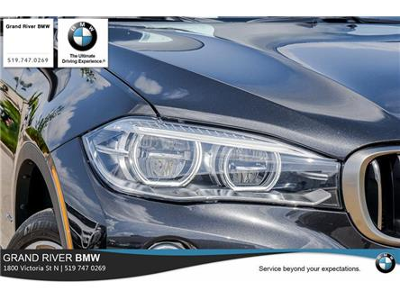 2017 BMW X6 xDrive35i (Stk: 7196A) in Kitchener - Image 2 of 22
