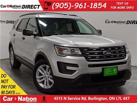 2017 Ford Explorer Base (Stk: CN5837) in Burlington - Image 1 of 38