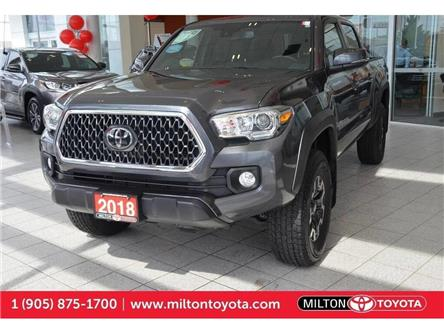 2018 Toyota Tacoma  (Stk: 153182) in Milton - Image 1 of 33