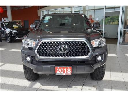 2018 Toyota Tacoma  (Stk: 153182) in Milton - Image 2 of 33