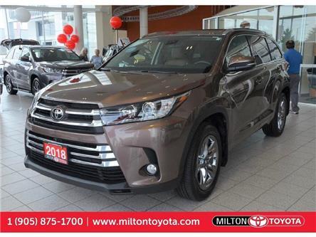 2018 Toyota Highlander  (Stk: 890487A) in Milton - Image 1 of 40