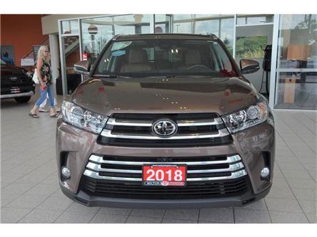 2018 Toyota Highlander  (Stk: 890487A) in Milton - Image 2 of 40