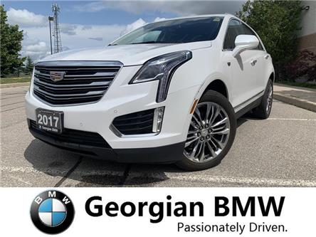 2017 Cadillac XT5 Premium Luxury (Stk: B19210-1) in Barrie - Image 1 of 20