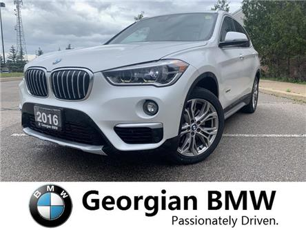 2016 BMW X1 xDrive28i (Stk: B20008T1) in Barrie - Image 1 of 21