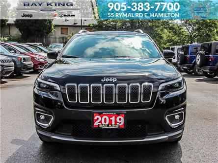2019 Jeep Cherokee Limited (Stk: 6901) in Hamilton - Image 2 of 20