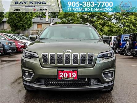 2019 Jeep Cherokee Limited (Stk: 6899) in Hamilton - Image 1 of 17