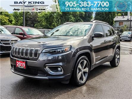 2019 Jeep Cherokee Limited (Stk: 6902) in Hamilton - Image 1 of 22