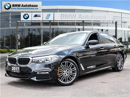 2017 BMW 530i xDrive (Stk: P9061) in Thornhill - Image 1 of 29