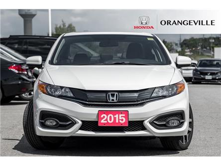 2015 Honda Civic EX-L Navi (Stk: U3205) in Orangeville - Image 2 of 22