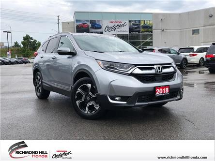 2018 Honda CR-V Touring (Stk: 190666P) in Richmond Hill - Image 1 of 26