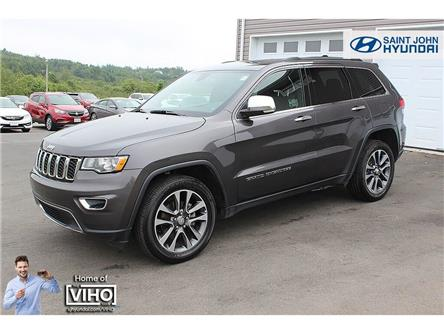 2018 Jeep Grand Cherokee Limited (Stk: U2277) in Saint John - Image 2 of 23