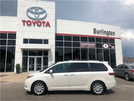 2017 Toyota Sienna XLE (Stk: U10748) in Burlington - Image 2 of 26