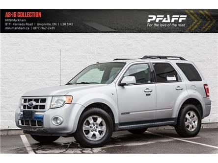 2008 Ford Escape Limited (Stk: M5440AA) in Markham - Image 1 of 15
