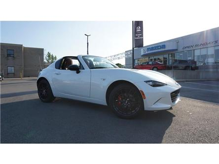 2018 Mazda MX-5 RF GT | LEATHER | CONVERTIBLE | NAVI | BBS RIMS (Stk: HN1600/1) in Hamilton - Image 2 of 30
