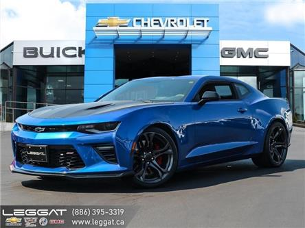 2018 Chevrolet Camaro 1SS (Stk: 91063A) in Burlington - Image 1 of 27
