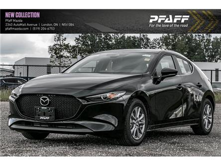 2019 Mazda Mazda3 Sport GS (Stk: LM9300) in London - Image 1 of 10