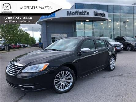 2012 Chrysler 200 Limited (Stk: P7090A) in Barrie - Image 1 of 24