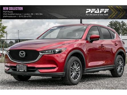 2019 Mazda CX-5 GS (Stk: LM9035) in London - Image 1 of 10