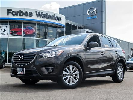 2016 Mazda CX-5 GS (Stk: L2344) in Waterloo - Image 1 of 25