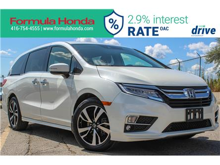 2019 Honda Odyssey Touring (Stk: 19-1371A) in Scarborough - Image 1 of 38