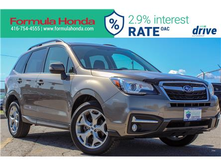 2017 Subaru Forester 2.5i Touring (Stk: B11144A) in Scarborough - Image 1 of 33