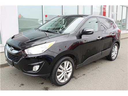 2010 Hyundai Tucson Limited (Stk: 9Q6521A) in Nanaimo - Image 1 of 9