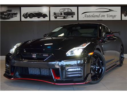 2017 Nissan GT-R Nismo (Stk: HM820629) in Thornhill - Image 1 of 31