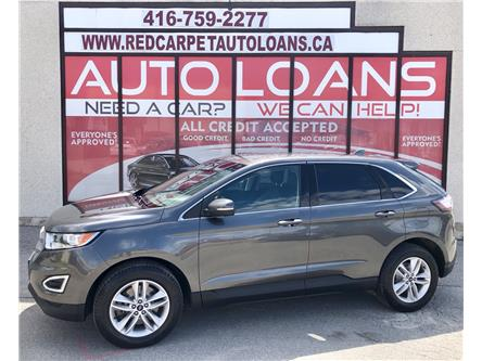2016 Ford Edge SEL (Stk: B13976) in Toronto - Image 1 of 12