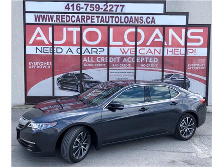 2015 Acura TLX Tech (Stk: 803788) in Toronto - Image 1 of 16