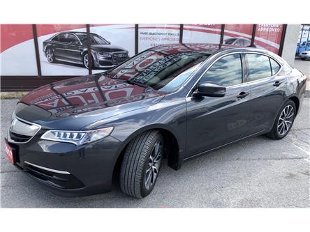 2015 Acura TLX Tech (Stk: 803788) in Toronto - Image 2 of 16