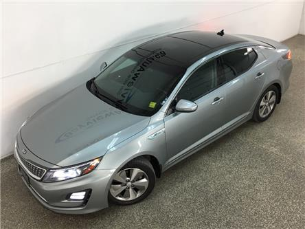 2016 Kia Optima Hybrid EX (Stk: 35519W) in Belleville - Image 2 of 28