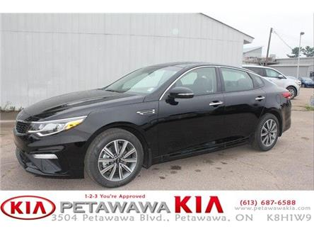 2020 Kia Optima EX (Stk: 20071) in Petawawa - Image 1 of 16