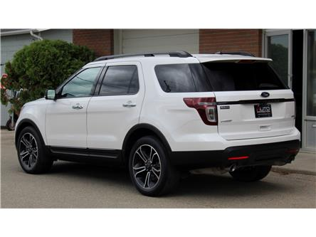 2014 Ford Explorer Sport (Stk: A19102) in Saskatoon - Image 2 of 30