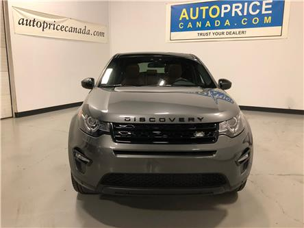 2016 Land Rover Discovery Sport HSE LUXURY (Stk: H0508) in Mississauga - Image 2 of 26