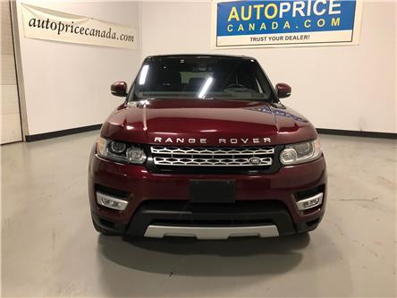 2016 Land Rover Range Rover Sport DIESEL Td6 HSE (Stk: W0512) in Mississauga - Image 2 of 27