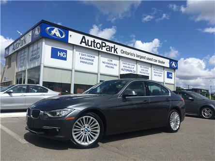 2015 BMW 328i xDrive (Stk: 15-46231) in Brampton - Image 1 of 27