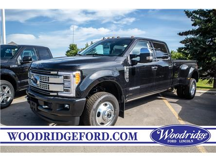 2019 Ford F-350 Platinum (Stk: K-1995) in Calgary - Image 1 of 5