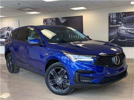 2020 Acura RDX A-Spec (Stk: D12737) in Toronto - Image 1 of 10