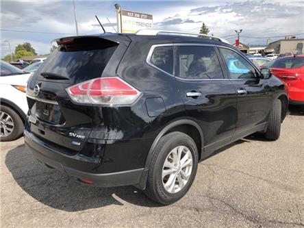 2015 Nissan Rogue SV (Stk: -) in Kemptville - Image 2 of 10