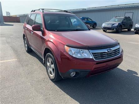 2009 Subaru Forester 2.5 X Touring Package (Stk: 107281) in Lethbridge - Image 1 of 6