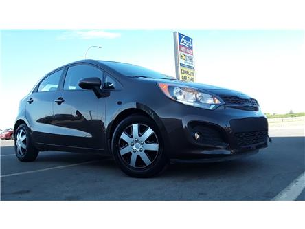 2012 Kia Rio LX+ (Stk: P522) in Brandon - Image 1 of 19