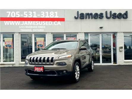 2016 Jeep Cherokee Limited (Stk: N19304A) in Timmins - Image 1 of 15