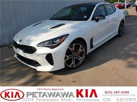 2019 Kia Stinger GT (Stk: 19061) in Petawawa - Image 1 of 10